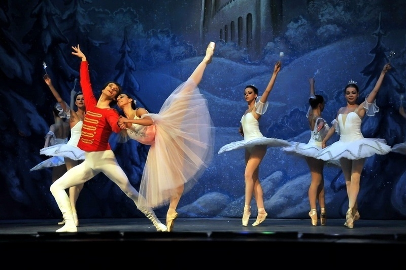 "New Year's Ballet ""The Nutcracker"""