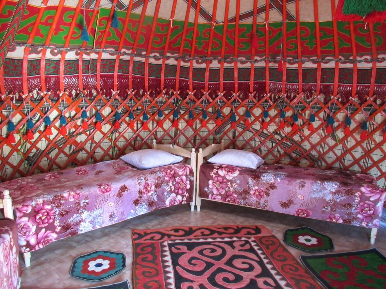 Happy Nomads Yurt Camp