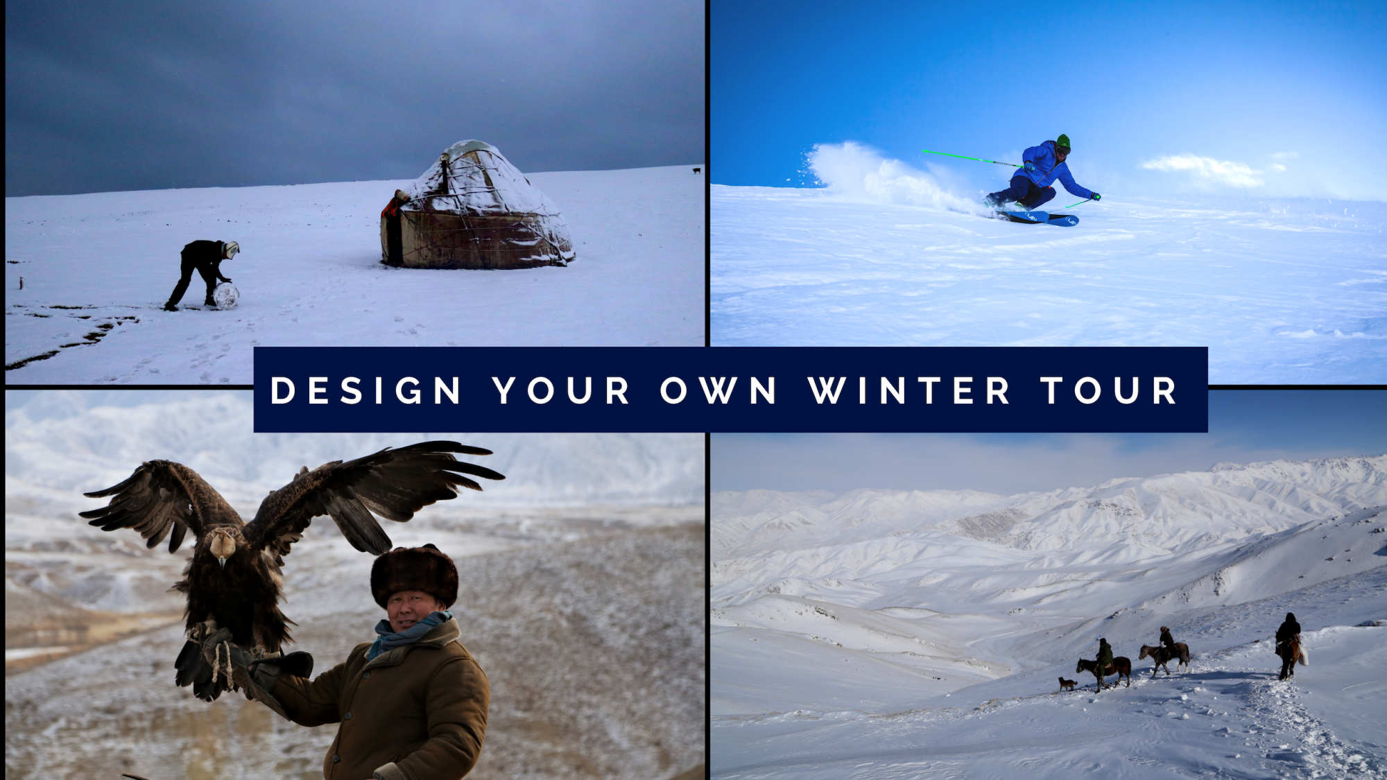 Design Your Own Winter Tour